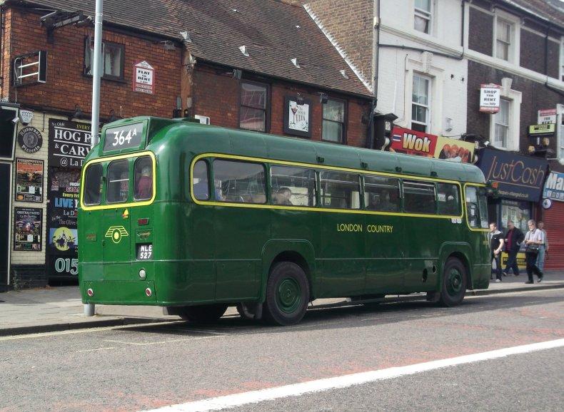 luton london transport